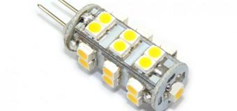 Opsøg nye G4 LED pærer på nettet