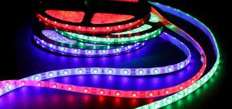 Stort udvalg af LED strips online